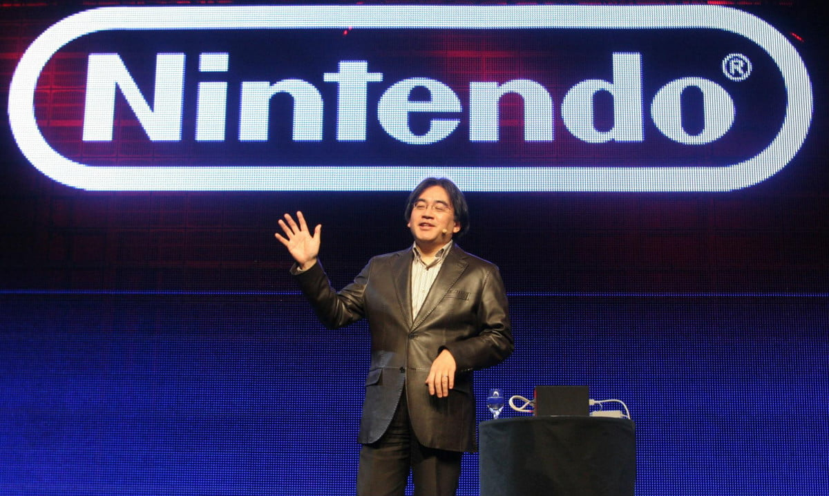 nintendo isnt just gaming company according ceo iwata cat