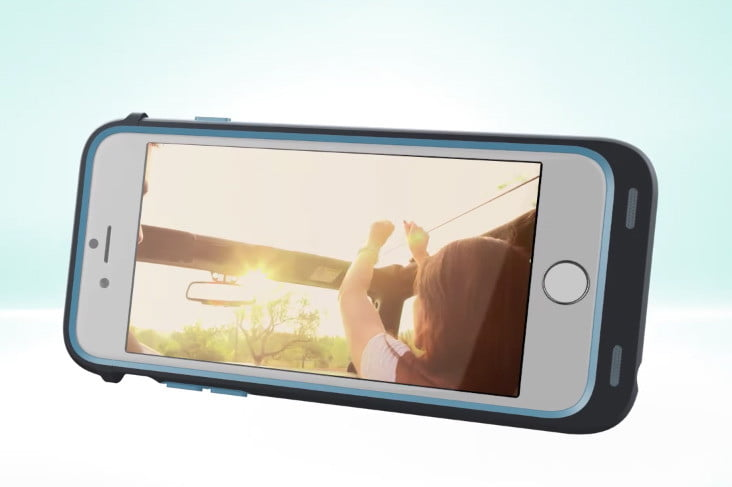 SanDisk made an iPhone case with built-in storage