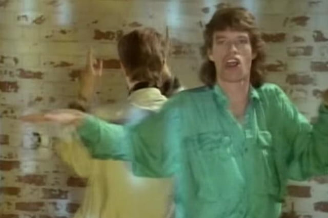 jagger bowies dancing street even hilarious new audio track bowie