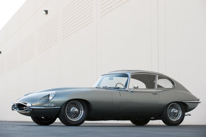 Jaguar 64 E-Type Coupe