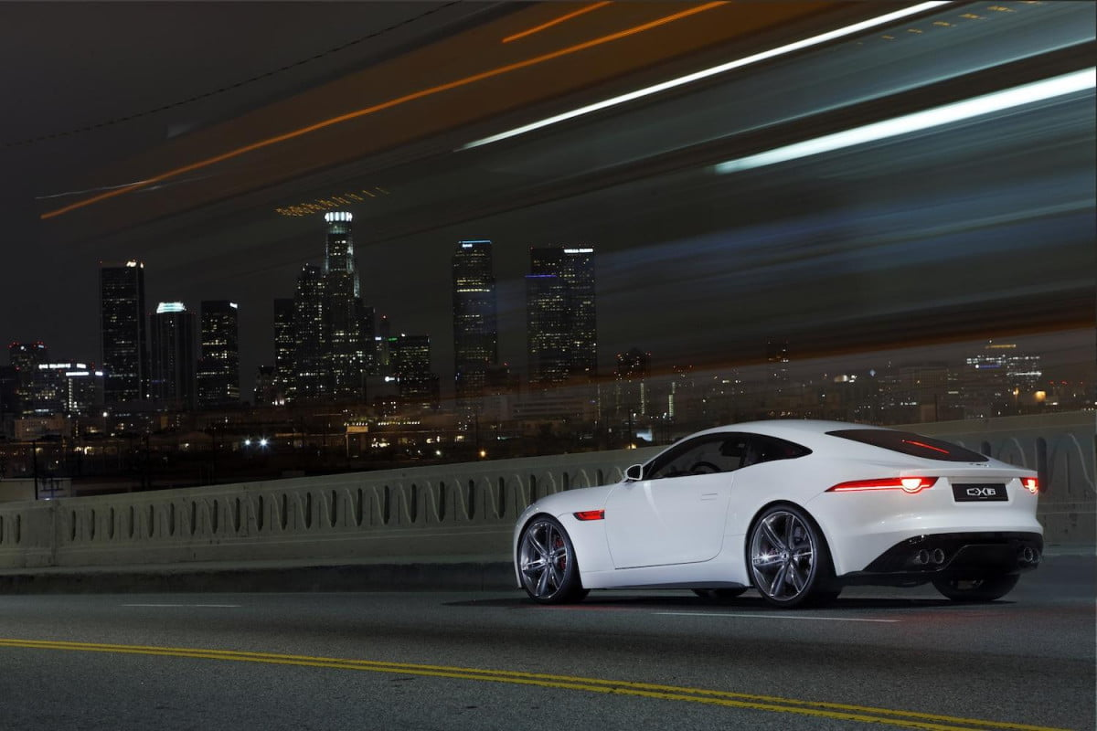 jaguar to assault bmw from all sides with new hybrid powered coupes sedans and wagons c x
