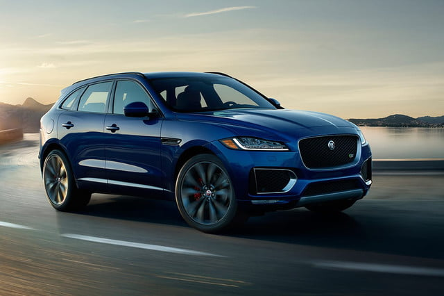 the best crossover you can buy jaguar f pace crossovers