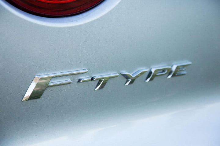 jaguar f type coupe review badge