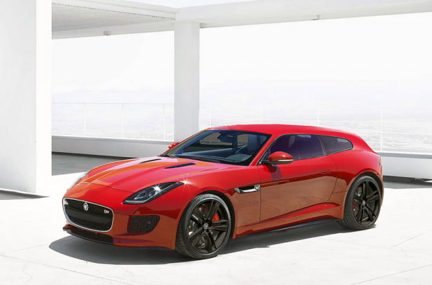 jaguar f type shooting brake header
