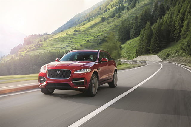 jaguar developing e pace electric specs news rumors f