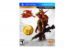 jak and daxter collection for ps vita review cover art