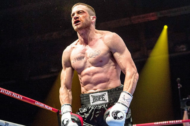 jake gyllenhaals parents deny young actor mighty ducks role gyllenhaal southpaw