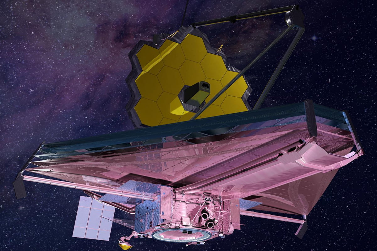 the high definition space telescope would literally show us new worlds james webb artist conception