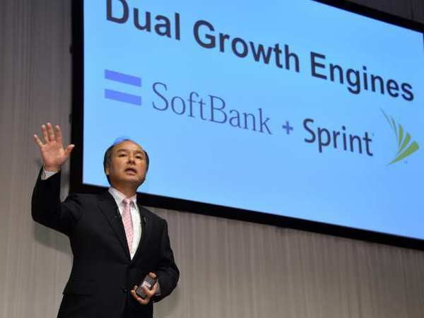 Softbank buys 70 percent of Sprint (Image courtesy of AP)