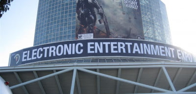 The LA Convention Center, Prior to E3 Opening Day