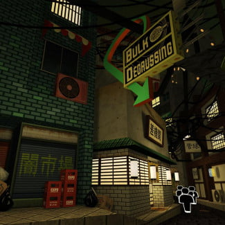 Jazzpunk screenshot 6