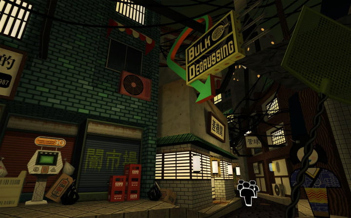 jazzpunk review screenshot