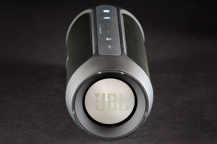 jbl charge  review side profile