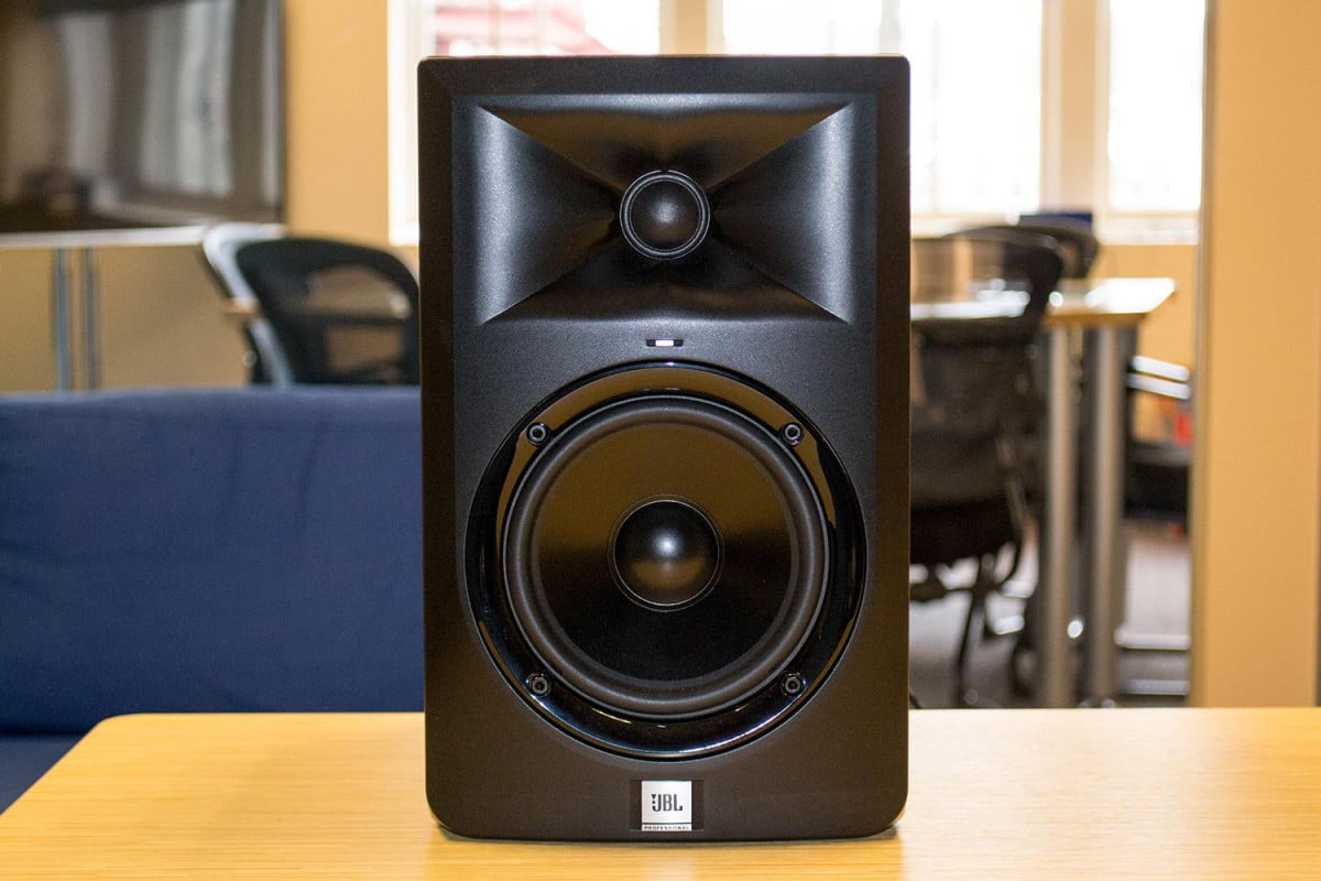jbls new wave guide technology follows like smart bomb jbl monitor speakers