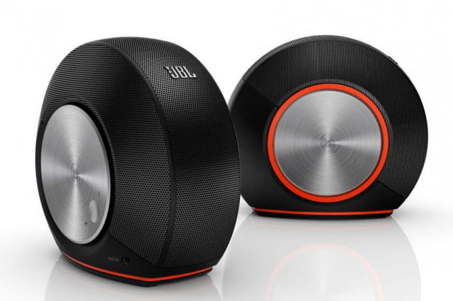 jbl introduces its pebbles and spark desktop speakers edit