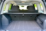 jeep patriot review interior trunk open