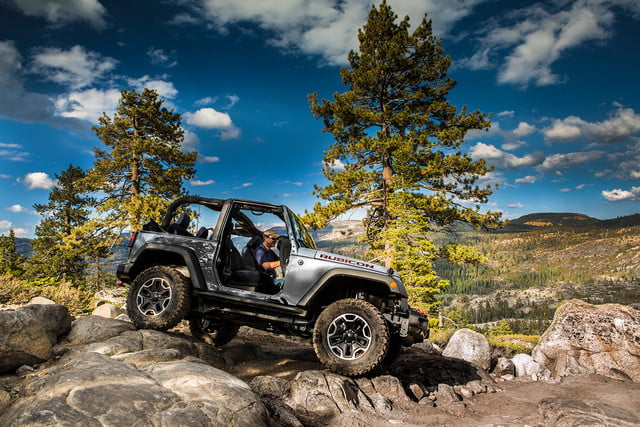 jeep wrangler offroad airbag recall