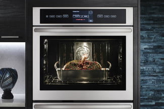 Jenn-Air Wall Oven Closed with food (1)