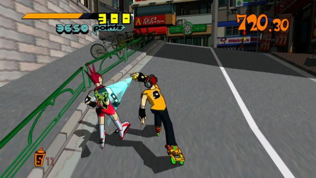 jet set radio playstation 3