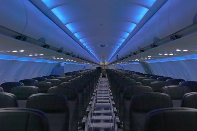 now boarding jetblue updates old planes with new seats air force one gets upgrade a