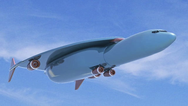 airbus patents hypersonic jet jetheader