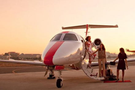 JetSuite: Once you fly private you'll never go back