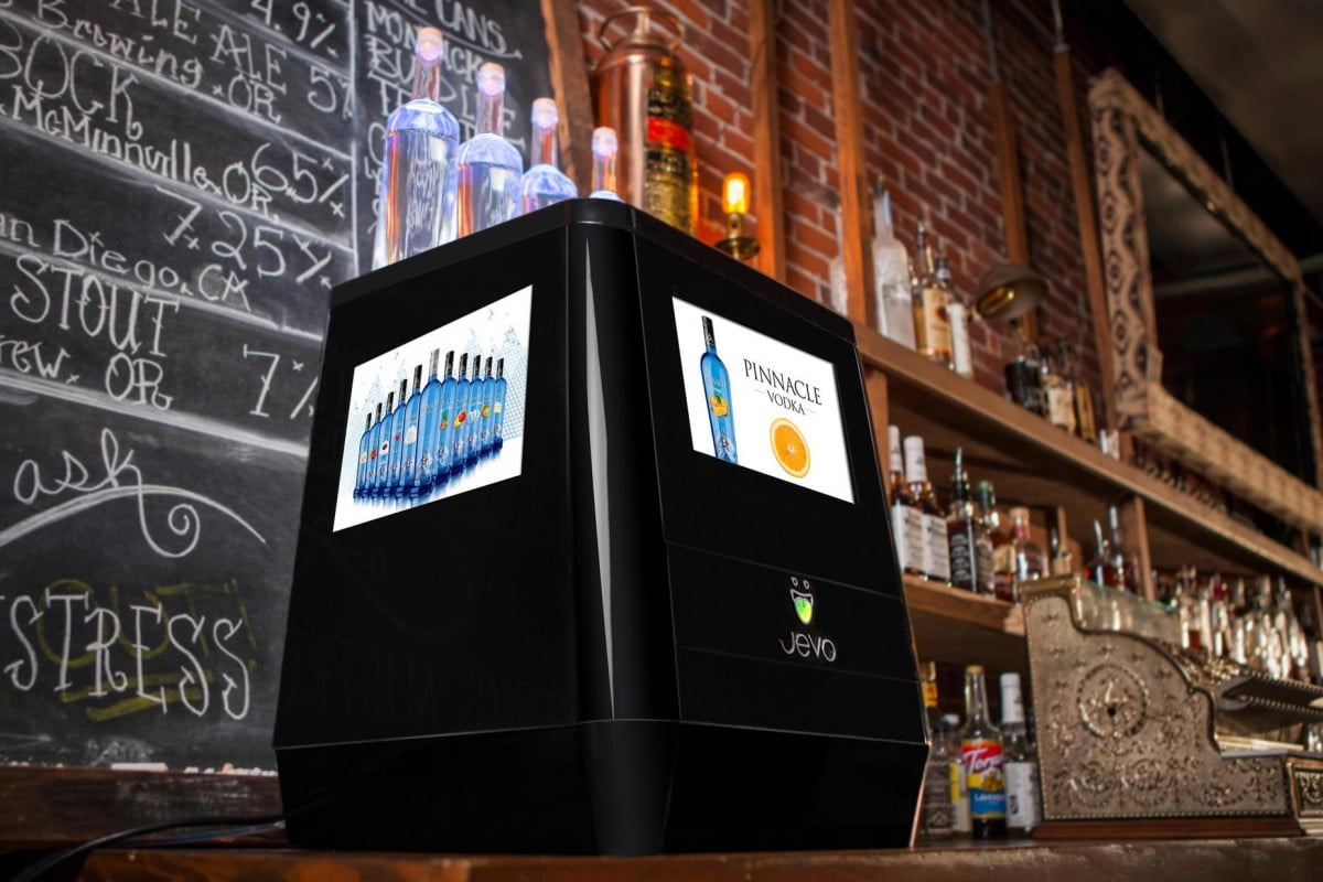 coming soon to a bar near you jevo the keurig for jell o shots