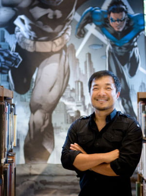 Jim Lee DC Comics