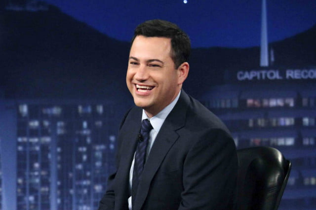 jimmy kimmel live co hosting