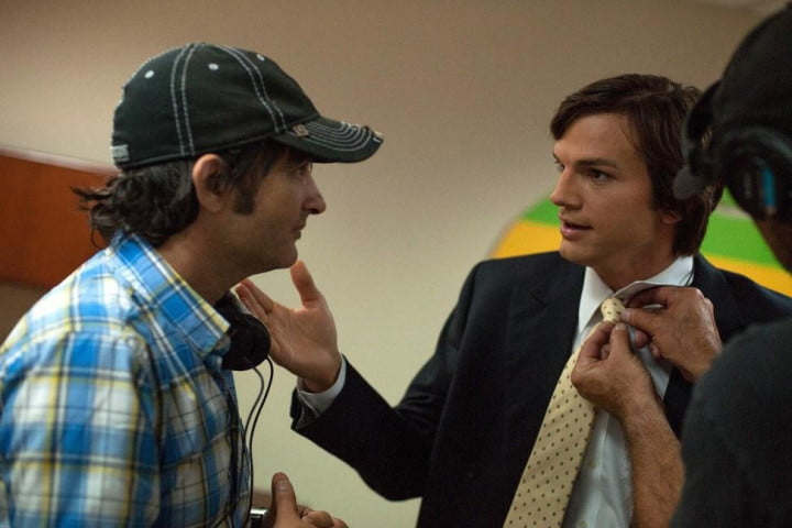 jobs director joshua michael stern on ipods iphones and ashton kutchers geek cred set