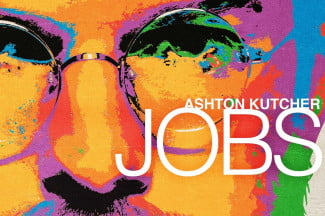 Jobs director Joshua Michael Stern poster
