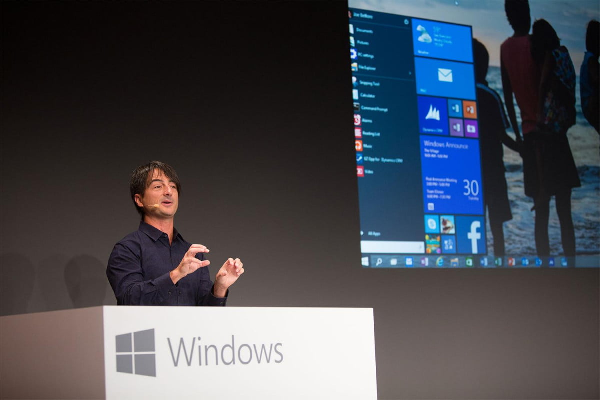 new office apps coming windows phone promises microsoft joe belfiore shows a sneak peek of  technical preview