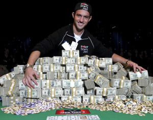 Joe Cada (2009 World Series of Poker winner)