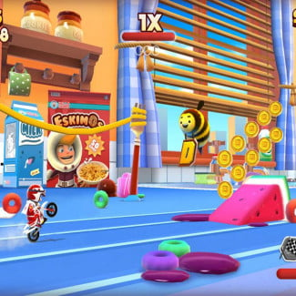 Joe Danger Infinity screenshot 1