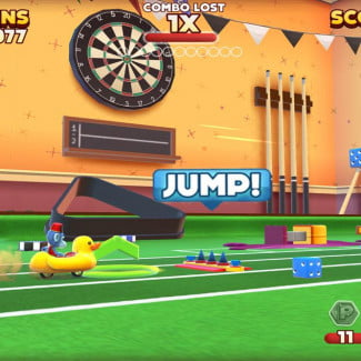 Joe Danger Infinity screenshot 3
