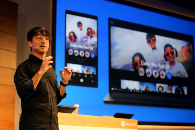 windows  will auto update whether you like or not and its going to be okay joe belfiore