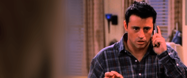 Future AI assistants like Siri could be trained by Joey from 'Friends'