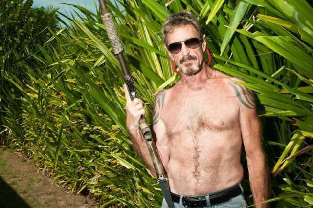john mcafee elated that intel is dropping his name from security software