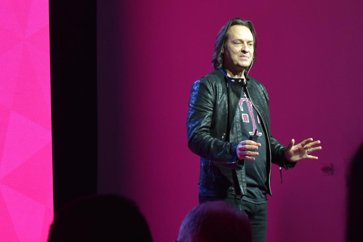 iphone  record t mobile pre orders news johnlegere