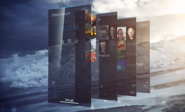 Jolla Sailfish Screenshot