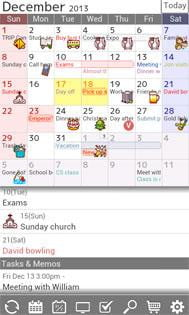 Jorte-Calendar-screenshot