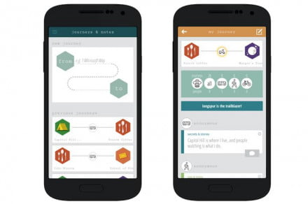 Journeys and Trips for Android