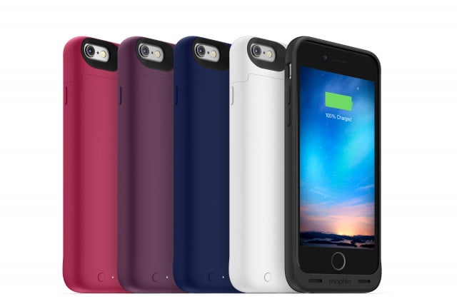 always need more juice for your iphone get the mophie pack reserve jpr ip  collection blk front back left qtr group px