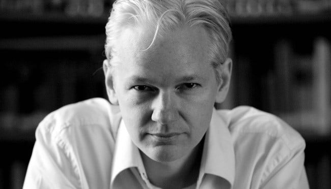 julian-assange-black-and-white