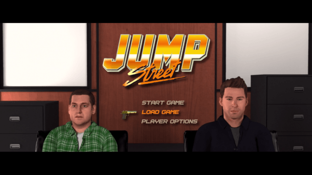 jump street video game
