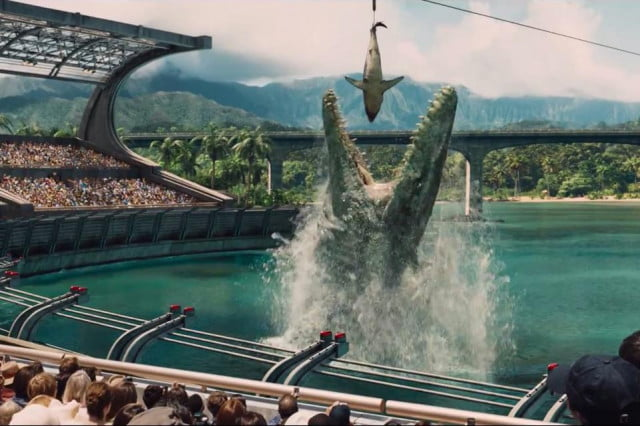 peek inside jurassic world streaming park cams official trailer