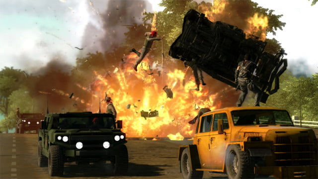 just cause  will multiplayer launch