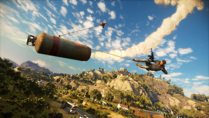 just cause  review