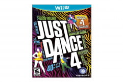 just dance  wii u review cover art