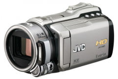 jvc hd everio gz hm  review camcorder